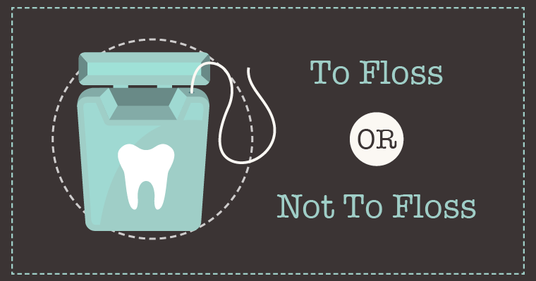 Dentists continue to defend the importance of flossing. Learn how to do it right in this infographic.
