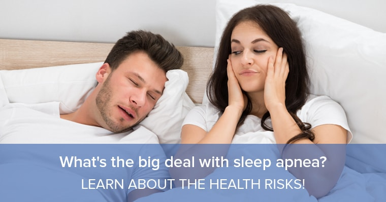 sleep apnea is a big deal