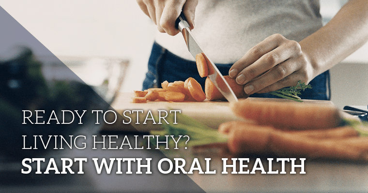 Good whole body health starts with your mouth.